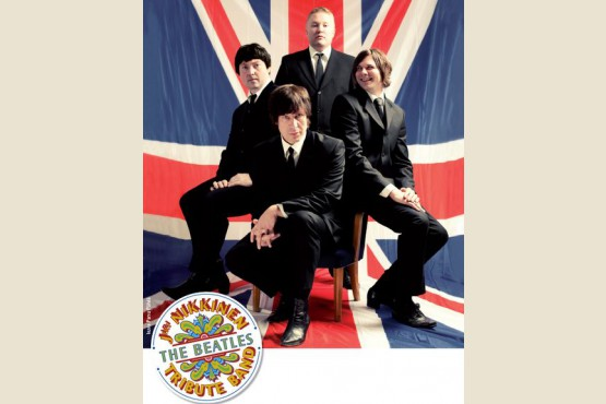 Jiri Nikkinen The Beatles Tribute Band