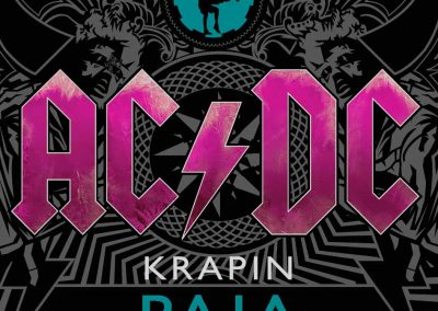 AC/DC cover-ilta