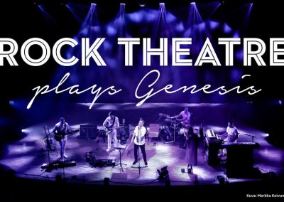 rock theatre plays genesis