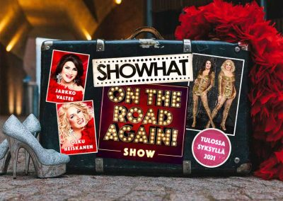 ShoWhat – On The Road Again!